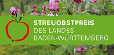 Streuobstpreis Baden-Württemberg 2021